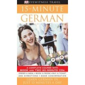 15 Minute German CD Pack: Learn German in Just 15 Minutes a Day