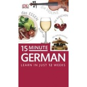 15 Minute German: Learn in Just 12 Weeks: Book