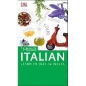15 Minute Italian: Learn in Just 12 Weeks: Book