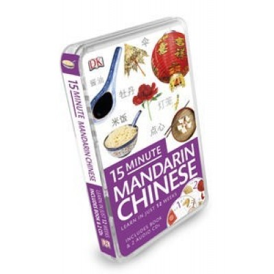 15 Minute Mandarin Chinese: Learn in Just 12 Weeks: Book and CD Pack