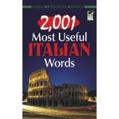 2,001 Most Useful Italian Words