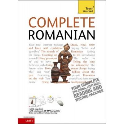 Complete Romanian: Teach Yourself (Book) [Paperback]