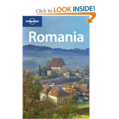 Romania (Lonely Planet Country Guides) [Paperback]