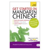 Get Started in Beginner's Mandarin Chinese: Teach Yourself Mixed media product