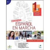 Nuevo Espanol en Marcha 1 : Exercises Book + CD: Level A1