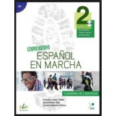 Nuevo Espanol en Marcha 2 : Exercises Book + CD: Level A2