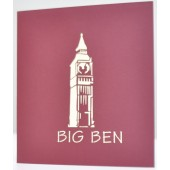 Big Ben Greeting Cards
