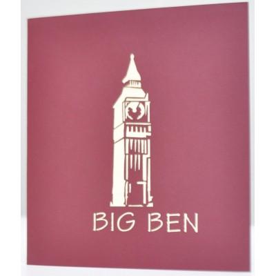 Big Ben Greeting Cards