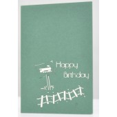 Happy birthday Greeting Card 2