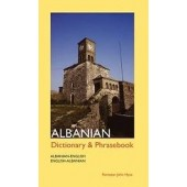 Albanian-English / English-Albanian Dictionary and Phrasebook