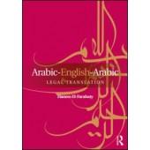 Arabic-English-Arabic Legal Translation