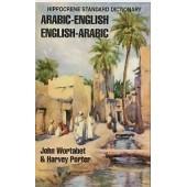 Arabic-English / English-Arabic Standard Dictionary