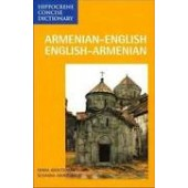 Armenian-English / English-Armenian Concise Dictionary