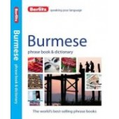 Berlitz Language: Burmese Phrase Book & Dictionary