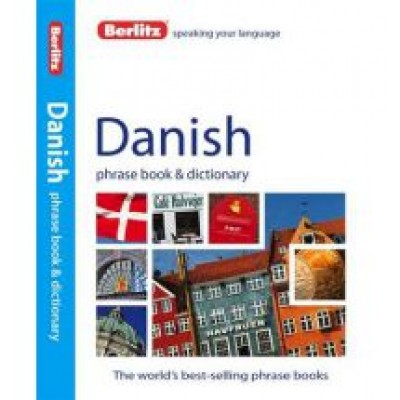 Berlitz Language: Danish Phrase Book & Dictionary