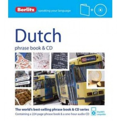 Berlitz Language: Dutch Phrase Book & CD