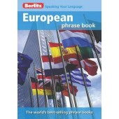 Berlitz Language: European Phrase Book & Dictionary