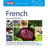Berlitz Language: French Phrase Book & CD