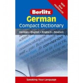 Berlitz Language: German Compact Dictionary