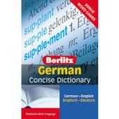 Berlitz Language: German Concise Dictionary