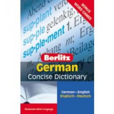 Berlitz Language: German Concise Dictionary