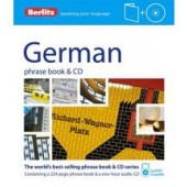 Berlitz Language: German Phrase Book & CD