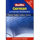 Berlitz Language: German Universal Dictionary