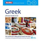 Berlitz Language: Greek Phrase Book & CD