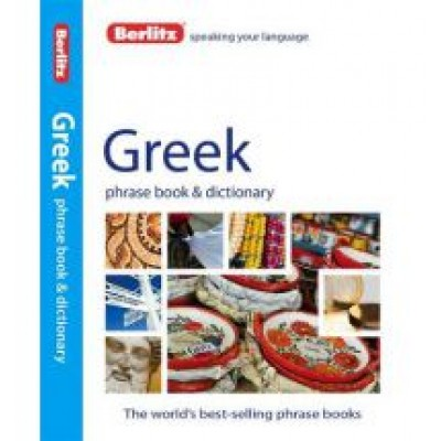 Berlitz Language: Greek Phrase Book & Dictionary