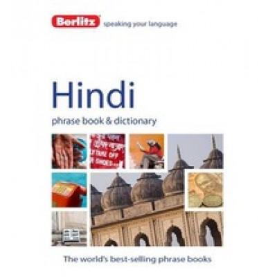 Berlitz Language: Hindi Phrase Book & Dictionary