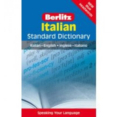 Berlitz Language: Italian Standard Dictionary