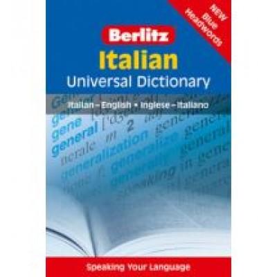 Berlitz Language: Italian Universal Dictionary