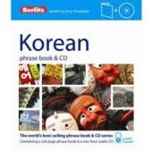 Berlitz Language: Korean Phrase Book & CD