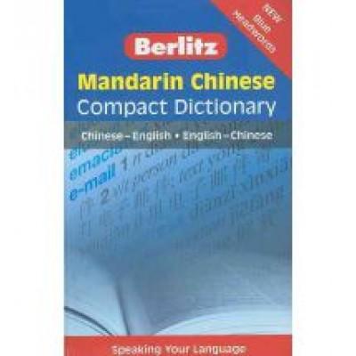 Berlitz Language: Mandarin Chinese Compact Dictionary