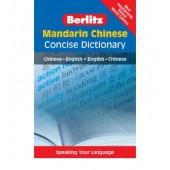 Berlitz Language: Mandarin Chinese Concise Dictionary