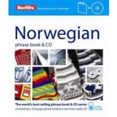 Berlitz Language: Norwegian Phrase Book & CD
