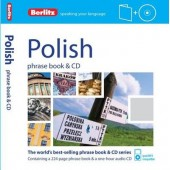 Berlitz Language: Polish Phrase Book & CD