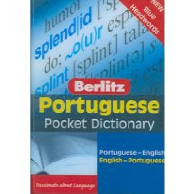 Berlitz Language: Portuguese Pocket Dictionary