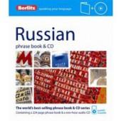 Berlitz Language: Russian Phrase Book & CD