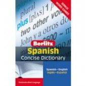 Berlitz Language: Spanish Concise Dictionary