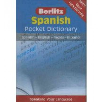 Berlitz Language: Spanish Pocket Dictionary