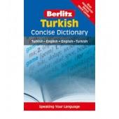 Berlitz Language: Turkish Concise Dictionary