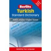 Berlitz Language: Turkish Standard Dictionary