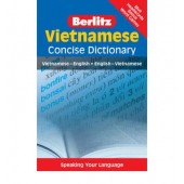 Berlitz Language: Vietnamese Concise Dictionary