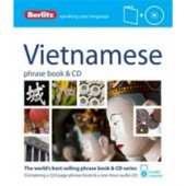 Berlitz Language: Vietnamese Phrase Book & CD