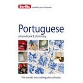 Berlitz: Portuguese Phrase Book & Dictionary