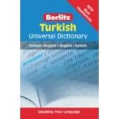 Berlitz: Turkish Universal Dictionary