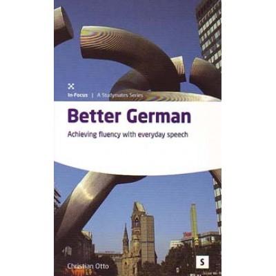 Better German: Achieving Fluency in Everyday Speech