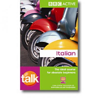 BOOK Talk Italian