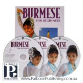 Burmese for Beginners With 3CDs